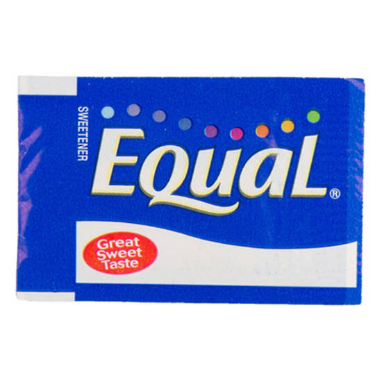 Equal Sugar Sachets x 750