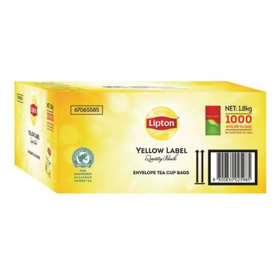 Liptons Teacup Bags Foodservice x 1000