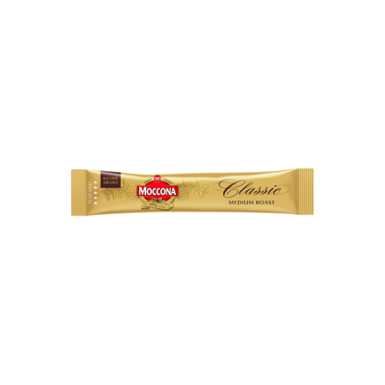 Moccona Classic Freeze Dried Coffee Sticks x 1000