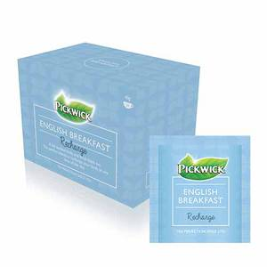 Pickwick English Breakfast Tea Envelopes x 20