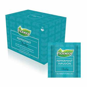 Pickwick Peppermint Tea Envelopes x 20