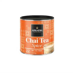 Arkadia Chai Tea Spice 440gm