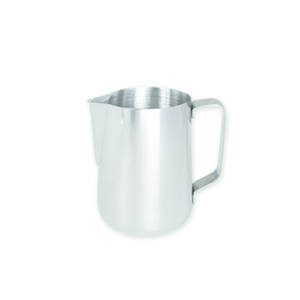0.4lt 12oz Milk Frothing Jug 18/10 S/Steel