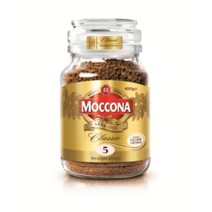 Moccona Classic Freeze Dried Coffee 400gm Jar