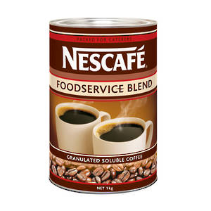 Nescafe Foodservice Blend Coffee 1kg