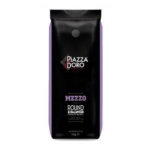 Piazza Doro Mezzo Coffee Beans 1kg