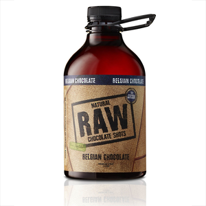 RAW Belgian Choc Coffee Syrup 1000ml